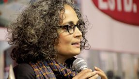 Fiction has to be constructed carefully, without urgency: Arundhati Roy