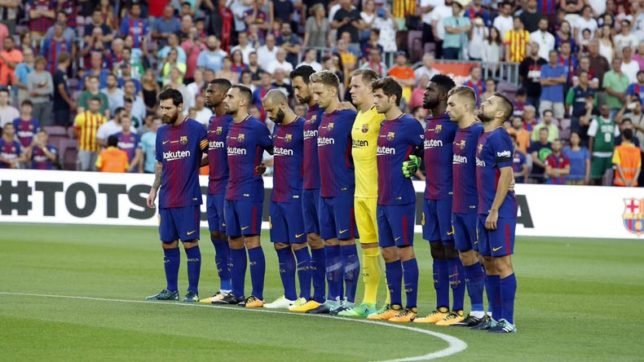 Real Madrid, Barca kick-off campaign with wins as Camp Nou sees emotional night