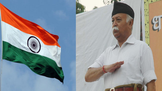 Kerala: RSS chief Mohan Bhagwat stopped from hoisting national flag