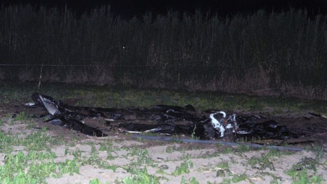 US Air Force drone crashes in southeast Turkey