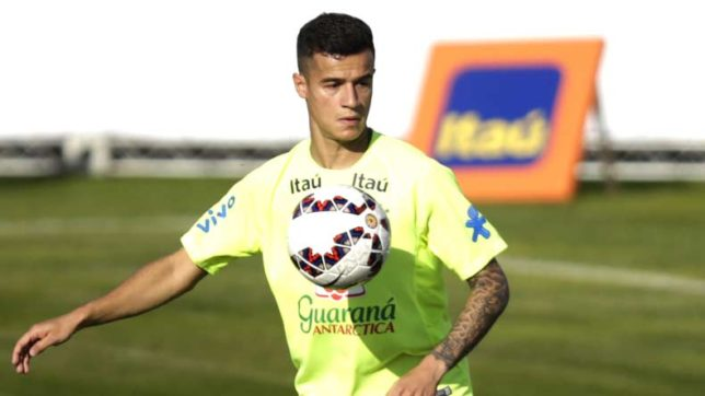 Liverpool not selling Brazilian Philippe Coutinho, say club owners
