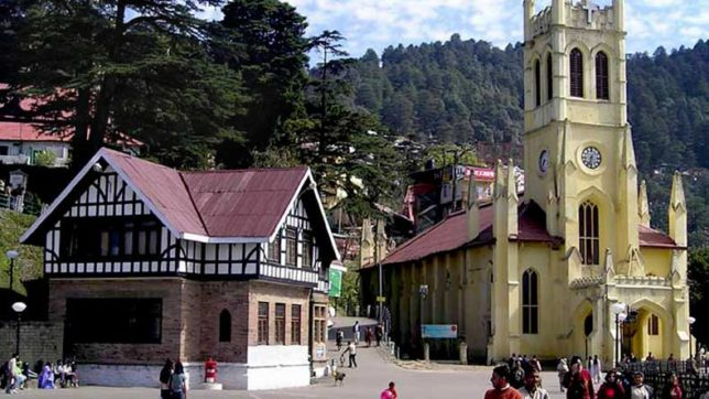 Tourists flock to Himachal for Independence-Day weekend