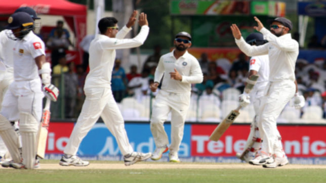 India vs SL, 2nd Test: Ashwin on song as Lankans falter