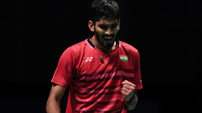 Denmark Open Superseries: Kidambi Srikanth humbles Wong Wing Ki Vincent to setup final clash with Lee Hyun-il