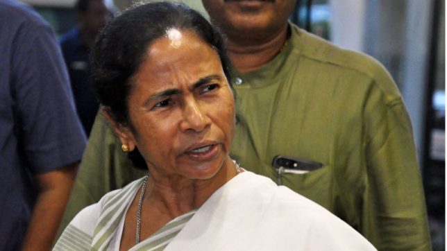 Centre not helping Bengal tackle flood damage: Mamata Banerjee