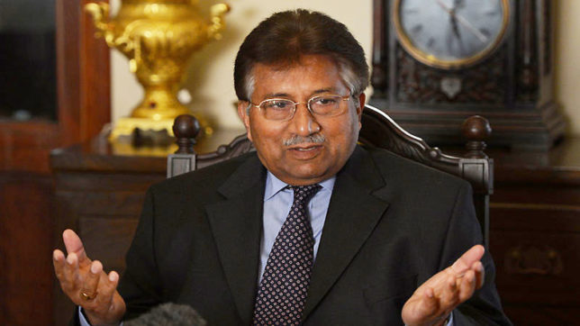 Dawood Ibrahim may be in Pakistan, but no reason for us to assist India: Musharraf