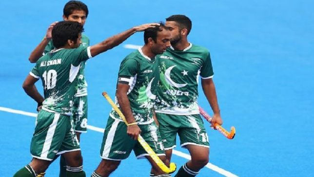 Pakistan qualify for 2018 Hockey World Cup to be held in India
