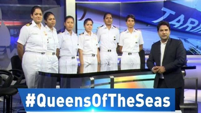 Queens of the Seas: All-women crew members to travel across 6 seas in 7 months