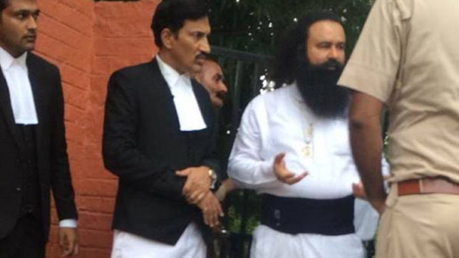 LIVE — Gurmeet Ram Rahim sentencing: 10 years of prison awarded