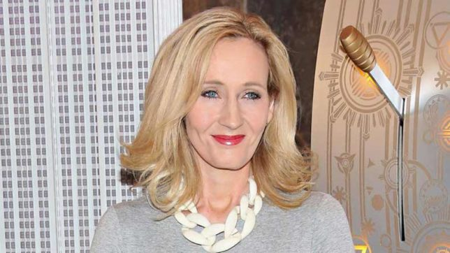 J.K. Rowling apologizes for falsely accusing Trump