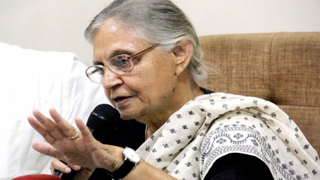 Bawana result disappointing, Maken responsible too: Sheila Dikshit