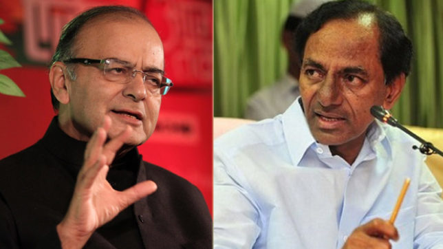 Change GST order on ongoing projects, or face legal battle: Telangana CM warns Centre