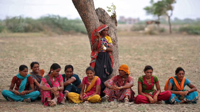 UP survey of rural women: Want to work, watch news, go to parlours