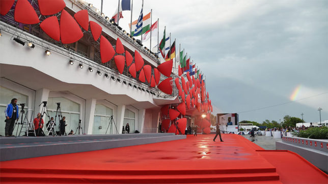 Film fest security beefed up to counter terror threat: Venice