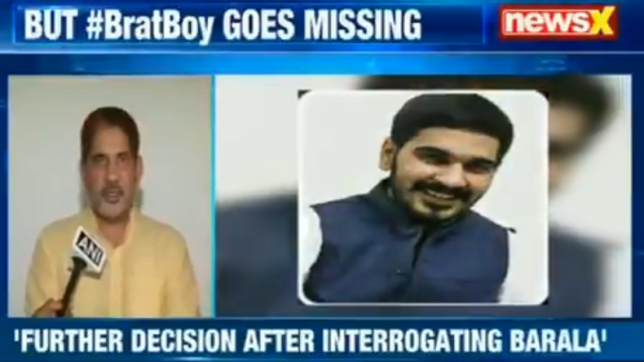 My son will cooperate in the police probe: Vikas Barala's father