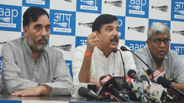 Aam Aadmi Party to contest in Gujarat Assembly polls