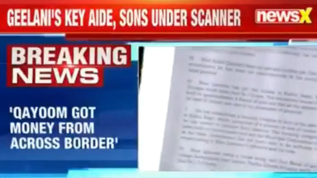 J&K Bar Association chief Abdul Qayoom received funds from Pakistan: Sources