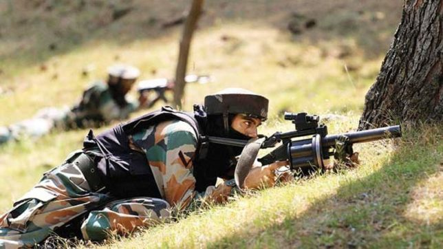 Army targets Naga terror outfit hideouts along Indo-Myanmar border