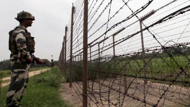 Ceasefire violation by Pakistan in RS Pura sector; 2 BSF personnel, 1 civilian injured