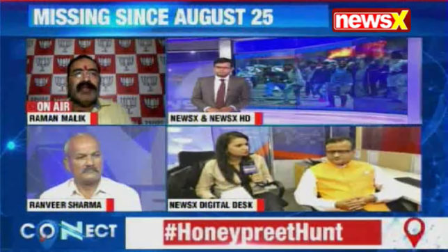NewsX Connect: Is Honeypreet doing disservice to women by shielding rape convict Ram Rahim?