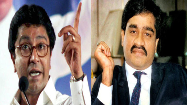 Dawood in 'setting' with government to return to India, says Raj Thackeray