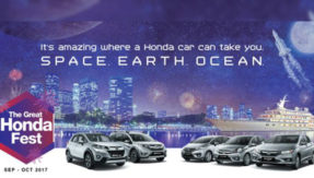 Honda announces annual celebration offers