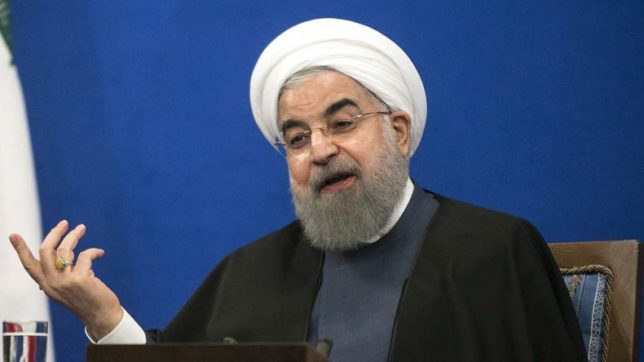 Iran asks EU to ensure US compliance with nuclear deal