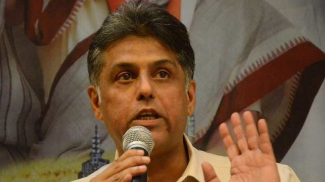 Congress leader Manish Tewari offers 'apology' after controversial tweet