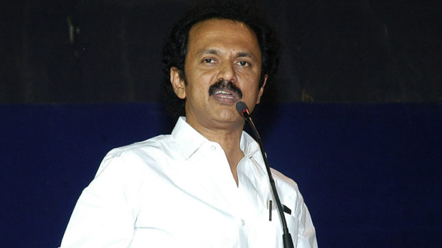 TN CM Palaniswami using illegal means to stay in power: MK Stalin