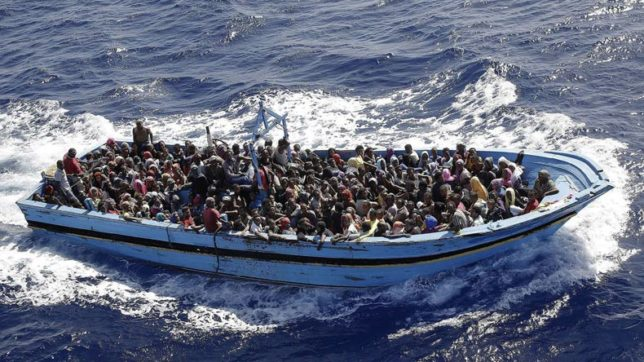 UN wants an extra 40,000 Mediterranean migrants to be relocated