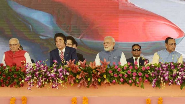 Don't form alliance: China tells India, Japan