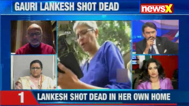 Nation At 9: Senior Journalist Gauri Lankesh shot dead by unidentified assailants in Bengaluru