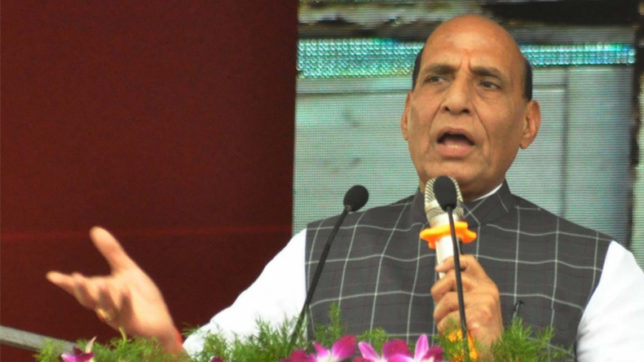 Whatever decision has to be made will be done by Supreme Court: Rajnath Singh on Rohingya deportation