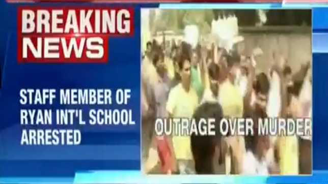 Gurugram School murder: Staff member arrested, teachers being quizzed; parents likely to move Supreme Court