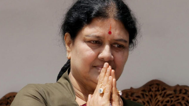 AIADMK general council meet: Sasikala likely to be sacked as interim general secretary