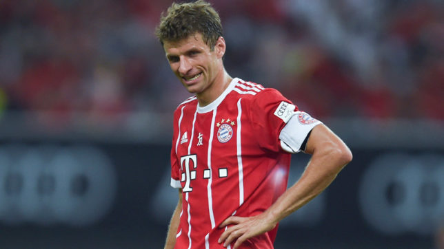 Thomas Muller reveals he was close to joining Manchester United