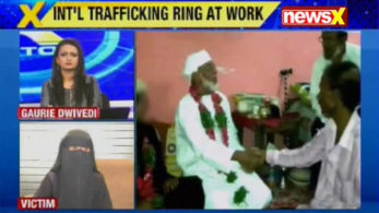 This is not the first time that a human trafficking case has been reported from Hyderabad. What is shocking is that this still happens. In 1982 there came a movie called 'Baazar' on similar lines where a father forcefully promised his daughter to an old wealthy sheikh. Even after 35 years things haven't really changed.
