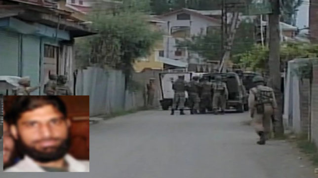 NewsX Exclusive: LeT commander Abu Ismail killed — full details of encounter