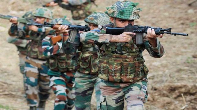 Army destroys old files under cleanliness drive