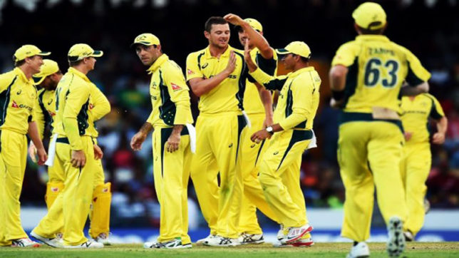 India vs Australia: Aussies arrive in India for limited overs tour