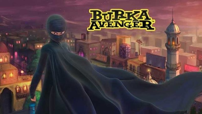 UN impressed by Burka Avenger; encourages her to fight extremism