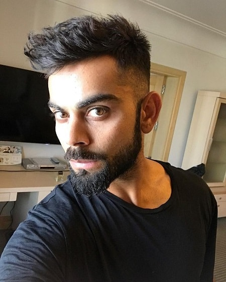 How To Get Virat Kohlis Beard Style Hairstyle Look Watch Video