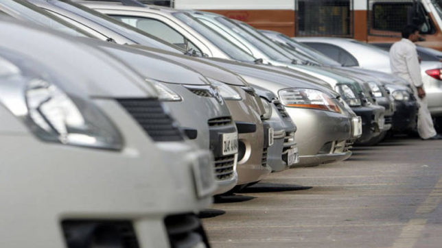 GST: Cess hike on cars to take effect from Monday
