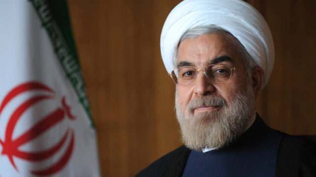 Fresh n-talks with US 'waste of time': Iranian President