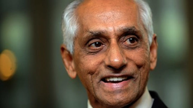Indian-origin JY Pillay appointed Singapore's acting President