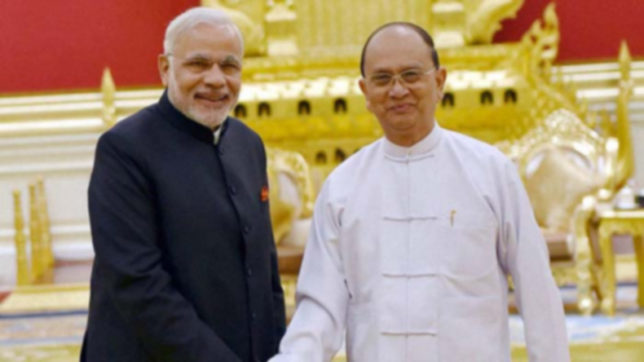 Rohingyas, infrastructure projects to figure during Modi's Myanmar visit