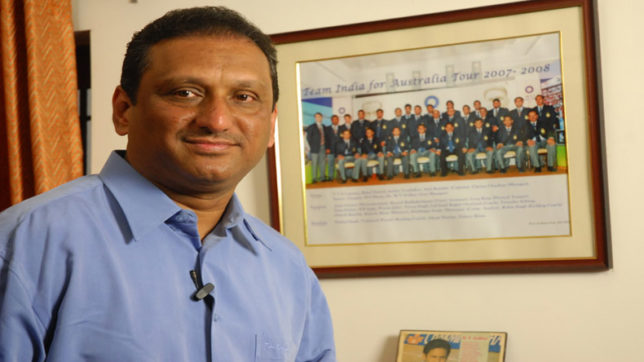 MV Sridhar resigns as BCCI's General Manager