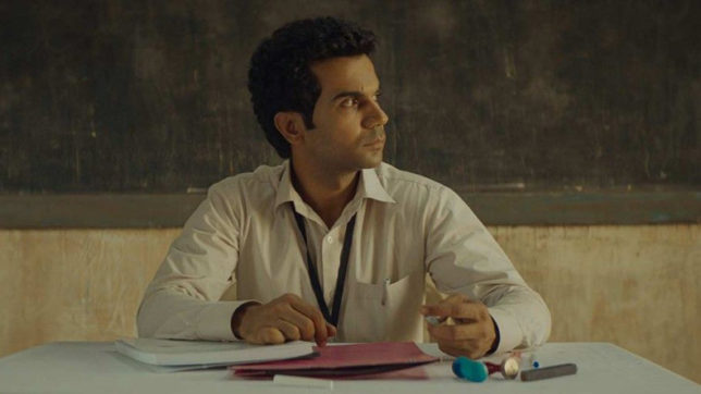 Rajkummar Rao starrer 'Newton' is India's official entry to the 2018 Oscars