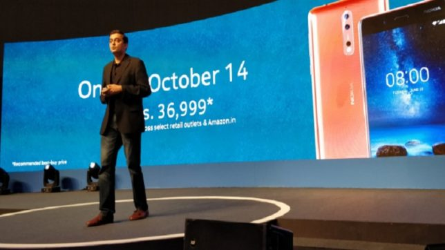 Nokia 8 launched in India— Know everything about price, availability & features
