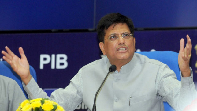 Work on bullet train project to start on September 14: Piyush Goyal